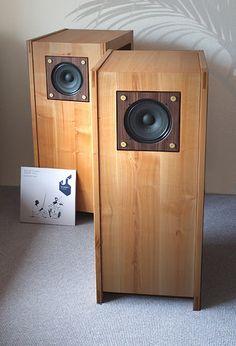 Mono and Stereo High-End Audio Magazine: Auditorium 23 Hommage Ken Loudspeaker