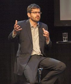 Louis Theroux at Nordiske Mediedager 2009