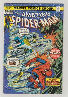 Amazing Spider-Man Vol 1 143 Bronze Age Comic by RubbersuitStudios #spiderman #comicbooks #gwenstacy