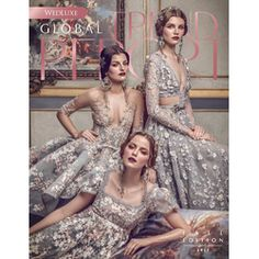 This autumn brings with it crisp foliage, romantic fall weddings, another Fashion Month, and the much-anticipated return of the PSL. In the spirit of turning over a new leaf, this issue is chock-full of inspiration, including the top seasonal trends you'll be seeing in everything from weddings to interior design.