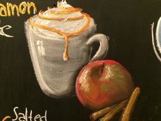 Apple Cinnamon Latte -Balzac Coffee Berlin