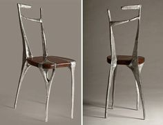 Уникальная мебель из дерева и металла