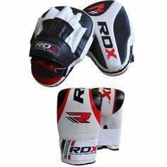 RDX Hook & Jab Focus Pads & Bag Gloves Training Pads, Boxing Training, Sparring Gear, Coaching, Gloves, Sneakers, Punch, Bags, Top
