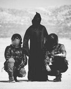 Location: El Mirage Dry Lake California : Sony A7II / Sony 70-300mm f/4.5-5.6  #bw #blackandwhite #monochrome #photoshoot #motorcycles #biker #grimreaper #death #motorcycle #moto #desert #elmirage #drylake #palmdale #losangeles #la #california #ca #usa #mirrorless #sony #sonyimages #sonyalphasclub #agameoftones #portraitgames #sonyalpha #alpha #a7 #a7ii #nikcollection