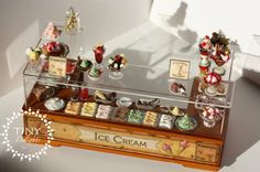 Anna from Tiny Delights certainly makes delightful items