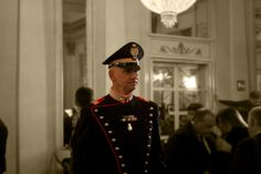 Opening Night 2013/2014 Season - La traviata - Carabiniere