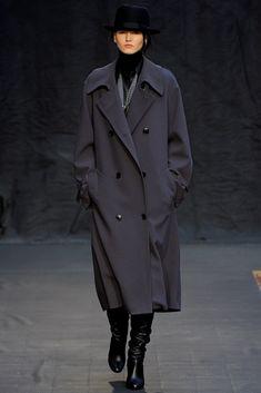 Hermès Fall 2012 Ready-to-Wear Fashion Show - Katlin Aas (IMG)