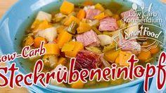 Low-Carb Steckrübeneintopf Rezept