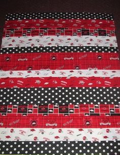 Quilt Black Quilt And I Want On Pinterest