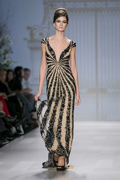 Toronto Fashion Week: Pavoni gives its usual display of glittering ball gowns for spring/summer 2013 - Gallery | torontolife.com