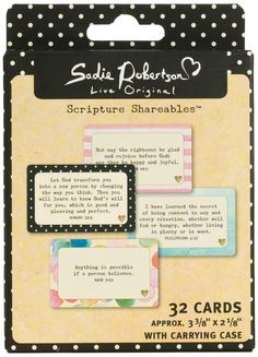 Sadie Robertson Live Original Scripture Shareables (77463)