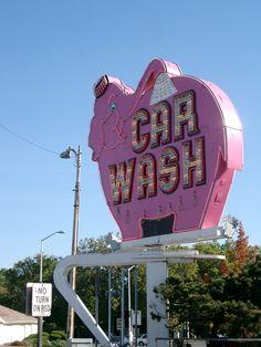 Favorite car wash