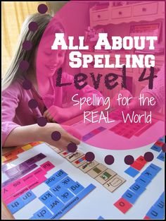 The Unlikely Homeschool: All About Spelling, Level 4: Spelling for the REAL...