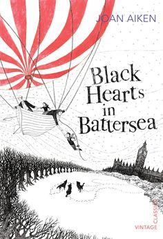 Black Hearts in Battersea  Design: Matt Broughton  Illustration: Rohan Eason
