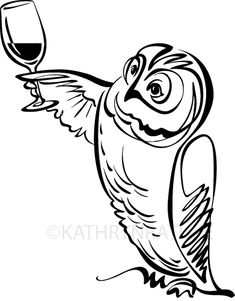 Owls! — Kathryn Rathke Illustration