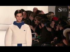 Felipe Oliveira Baptista at Lacoste show AW13. New York Fashion Week. #video #fashion #aw13 #Baptista #Lacoste  #nyfw #SusieLau #MiguelBañon, #GodfreyDeeny #RoyaPakzad