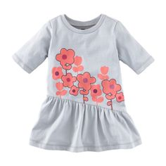 Let your little one bloom in this cute top! Available at teacollection.com.
