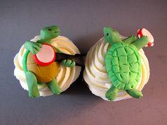 Terrapin Station Cupcakes!