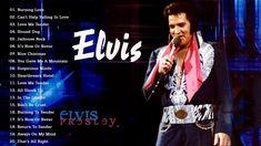 Top 100 Elvis Presley Songs - Best of Elvis Presley Of All Time Elvis Presley Hits, Elvis Presley Albums, Elvis Presley Concerts, Elvis Presley Videos, Suspicious Minds, Burning Love, Cant Help Falling In Love, Gene Kelly, Music Labels
