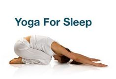 How Yoga Workout helps to Fall Asleep Faster