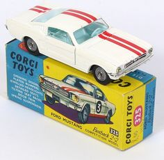 Corgi Toys 325 Ford Mustang   pic. Credit www.QualityDiecastToys.com