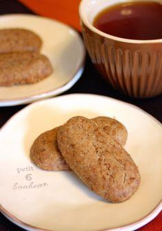 にっぽんの小麦ときび砂糖と天然塩で作る、シンプルなちんすこう。