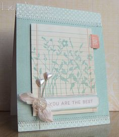 You are the Best by Lucy Abrams, via Flickr