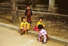 한국전쟁 6.25 동란 당시 한국인들의 컬러 사진 - 유용원의 군사세계