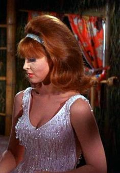 Tina Louise as Ginger, Gilligan's Island                              …