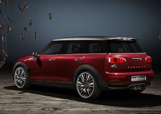 new MINI Clubman Concept
