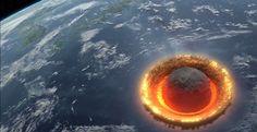 Veja o que aconteceria se um asteroide de 500 quilômetros de diâmetro atingisse a Terra