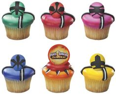 power ranger party favors - Google Search