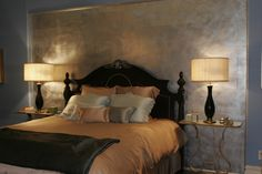 waldorf residence - blair's bedroom - gossip girl interiors set decoration by christina tonkinChristina Tonkin Interiors Blog