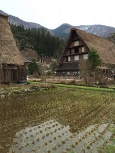 I visited Shirakawago in the spring. Check out this photo and the rest of my trip on Ramblr @ http://rblr.co/C4YS. Photo and trip by SummerRamblr.