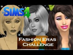 The Fashion Eras Challenge (The Sims 4) | Sims Community Social