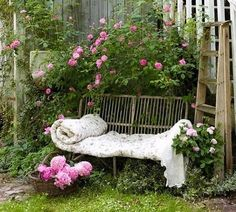 "--ana-rosa.tumblr.com--  beautiful ""garden-like"" hideaway"