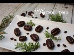 Kávová zrna - rychlé, nepečené cukroví | ❄ Vánoční edice ❄ | Dvě v troubě | CZ/SK HD recipe - YouTube