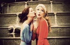 friendship - Blair and Serena