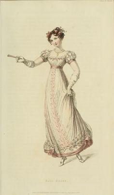 1824 - Ackermann's Repository Series 3 Vol 3 - April Issue