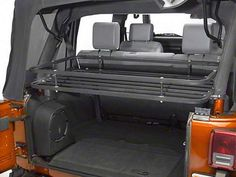Olympic 4x4 Wrangler Mountaineer Rack 907-174 (07-17 Wrangler JK 4 Door) - Free Shipping