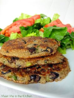 Recipe for Amaranth Black Bean Patties site has 25 amaranth recipe links
