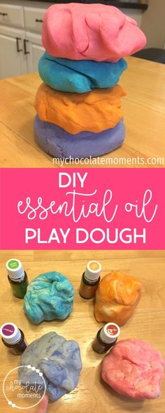 DIY essential oil pl