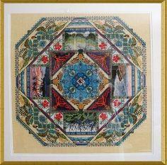 Hawaiian Garden Mandala - http://www.123stitch.com/item/Chatelaine-Hawaiian-Garden-Mandala-Cross-Stitch-Pattern/CHAT076