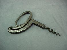 forged Corkscrew by Michael Glennon
