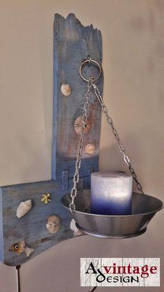 Avintage Design Candle Holder