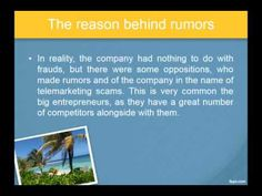 #Robert_Sussman_Telemarketing_Scam #Robert_Sussman_Timeshare_Fraud #Robert_Sussman_Vacation_Tree