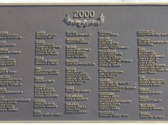 2000 Plaque in Maryland National Fallen Firefighters Memorial D Smith, Letting Go, David, Daughter, Memorial Park, Memories, Let It Be, Firefighters, Maryland