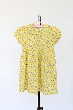 Vintage Toddler Dress Vintage Style Girls by pinebrookvintage, $12.00