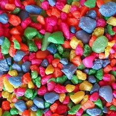 #GHETTOHEAT #GHETTOHEATMOVEMENT: I FIND INSPIRATION EVERYWHERE, & I'M VERY CREATIVE! THIS PIC I TOOK ARE PEBBLES YOU'D FIND IN A FISH TANK! SEE? LOL! I LOVE THE BRIGHT COLORS & TEXTURE! DO YOU?...