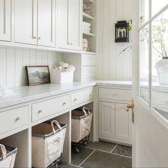 Mug Design, Laundry Room Design, Laundry Rooms, Mud Rooms, Laundry Closet, Laundry Cart, Laundry Drying, Laundry Baskets, Small Laundry